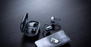 Casti bluetooth 5.0 Hi-Fi TWS MiFa X12 fara fir (wireless), control audio, handsfree, rezistente la apa IPX7, black [6]