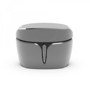 Casti bluetooth Premium TWS 703 fara fir (wireless), control audio, handsfree, rezistente la apa IPX5, black [1]