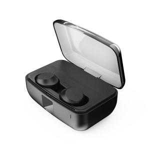 Casti bluetooth TWS Optimus AT C3 fara fir (wireless), senzori tactili, control audio, handsfree, rezistente la apa IPX4, black [6]