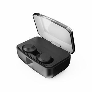 Casti bluetooth TWS Optimus AT C3 fara fir (wireless), senzori tactili, control audio, handsfree, rezistente la apa IPX4, black [4]