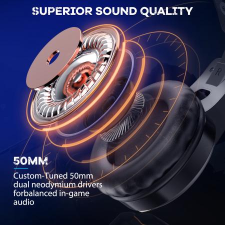 Casti gaming stereo Onikuma X2 [1]
