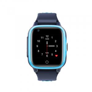 Ceas inteligent (smartwatch) pentru copii Optimus AT FG-07 cu localizare prin GPS, ecran 1.4 inch, apelare video, camera, buton SOS, perimetru blue [1]
