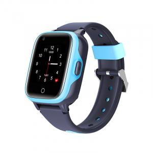 Ceas inteligent (smartwatch) pentru copii Optimus AT FG-07 cu localizare prin GPS, ecran 1.4 inch, apelare video, camera, buton SOS, perimetru blue [0]