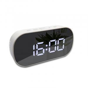 Ceas multifunctional cu cifre mari, ecran tip olginda Optimus AT 6506 termometru, alarma, snooze, baterii priza