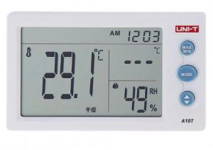 Termohigrometru digital A10T UNI-T, alarma, ceas, statie meteo [0]