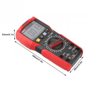 Multimetru UT89XD, ac, dc, testare LED, RMS 6000, lanterna [3]