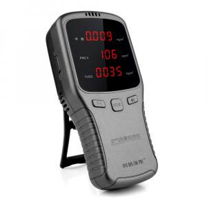 Aparat testare calitate aer -  PM 10 / 2.5 / TVOC / HCHO cu acumulator 6910 [1]