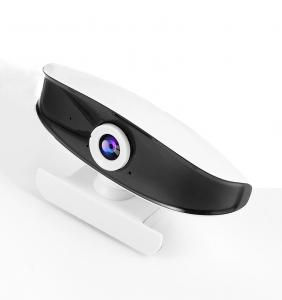 Camera WEB cu microfon Optimus AT A209i, rezolutie full-HD, 2mpx, rotire 360, prinderi multiple, negru/alb [0]