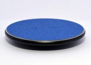 Incarcator rapid ultraslim wireless Optimus AT BC09 10W Qi (inductie), blue jeans [0]