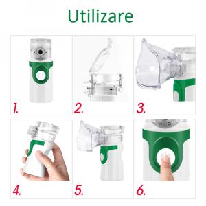 Nebulizator portabil ultrasunete Optimus AT 824 [3]
