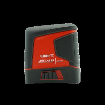 Nivela laser Uni-T LM570LD, dioda verde , 500-540nm, ±3mm/10m, autonivelare 3°±1° [1]
