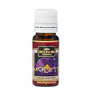Pachet 10 uleiuri aromaterapie Flower Down King Aroma [4]