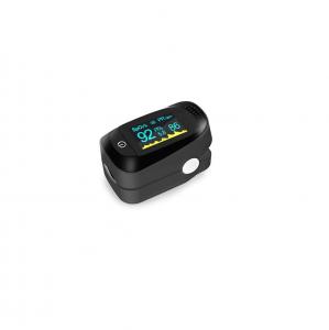 Puls-Oximetru Optimus AT A200 masurare continua puls, nivel oxigen din sange SpO2, index perfuzie PI, inregistrare date alb [6]