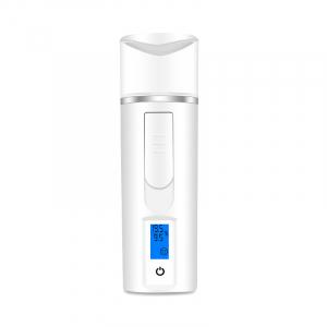 Pulverizator cu senzori si nano particule pentru hidratarea tenului Optimus AT Skin™ 002, incarcare USB, abur rece [0]