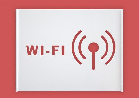 Suport Router Wireless WIFI 36x28x9 cm, alb, pentru mascare fire si echipament Wi-Fi, cu posibilitate montare pe perete Optimus AT Home [1]