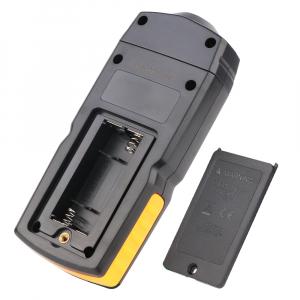 Tahometru digital fara contact Optimus AT 8900, masurare viteza rotatie pe minut RPM, negru [3]