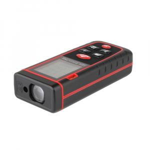 Telemetru profesional Optimus AT W40 functii multiple, 5 cm-40 m, distanta, aria, volum, pitagora, nivela, 30 memorii,  toleranta 2mm [4]