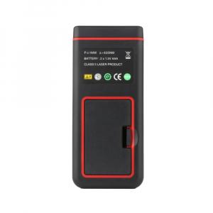 Telemetru profesional Optimus AT W80 functii multiple, 5 cm-80 m, distanta, aria, volum, pitagora, boloboc, 30 memorii,  toleranta 2mm [2]