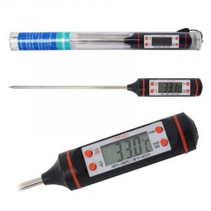 Termometru interval -50°C + 300°C pentru alimente, lichide, gratar, , model 3186 [4]