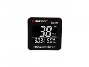 Tester calitate aer - particule PM25, termometru, umiditate - SNDWAY 825 [4]