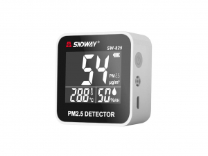 Tester calitate aer - particule PM25, termometru, umiditate - SNDWAY 825 [0]