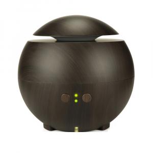 Umidificator Aromaterapie Optimus AT Home™ 1741 rezervor 600ml, ultrasunete, 20-60m², purificator aer, difuzor, dark wood [1]