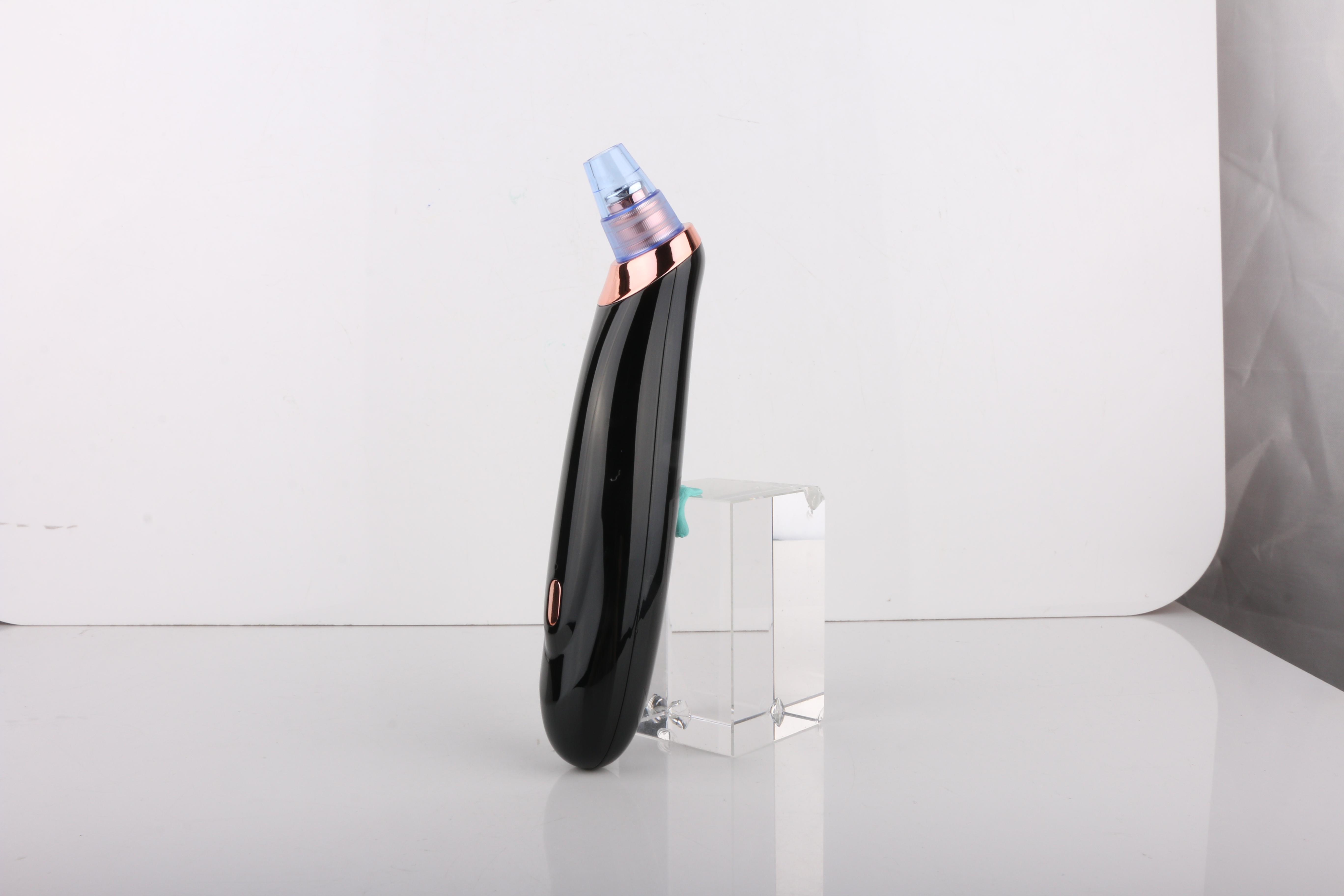 Aparat curatare ten Optimus AT Skin™ XL00BS inlaturare puncte negre, pompa vacuum, black [2]