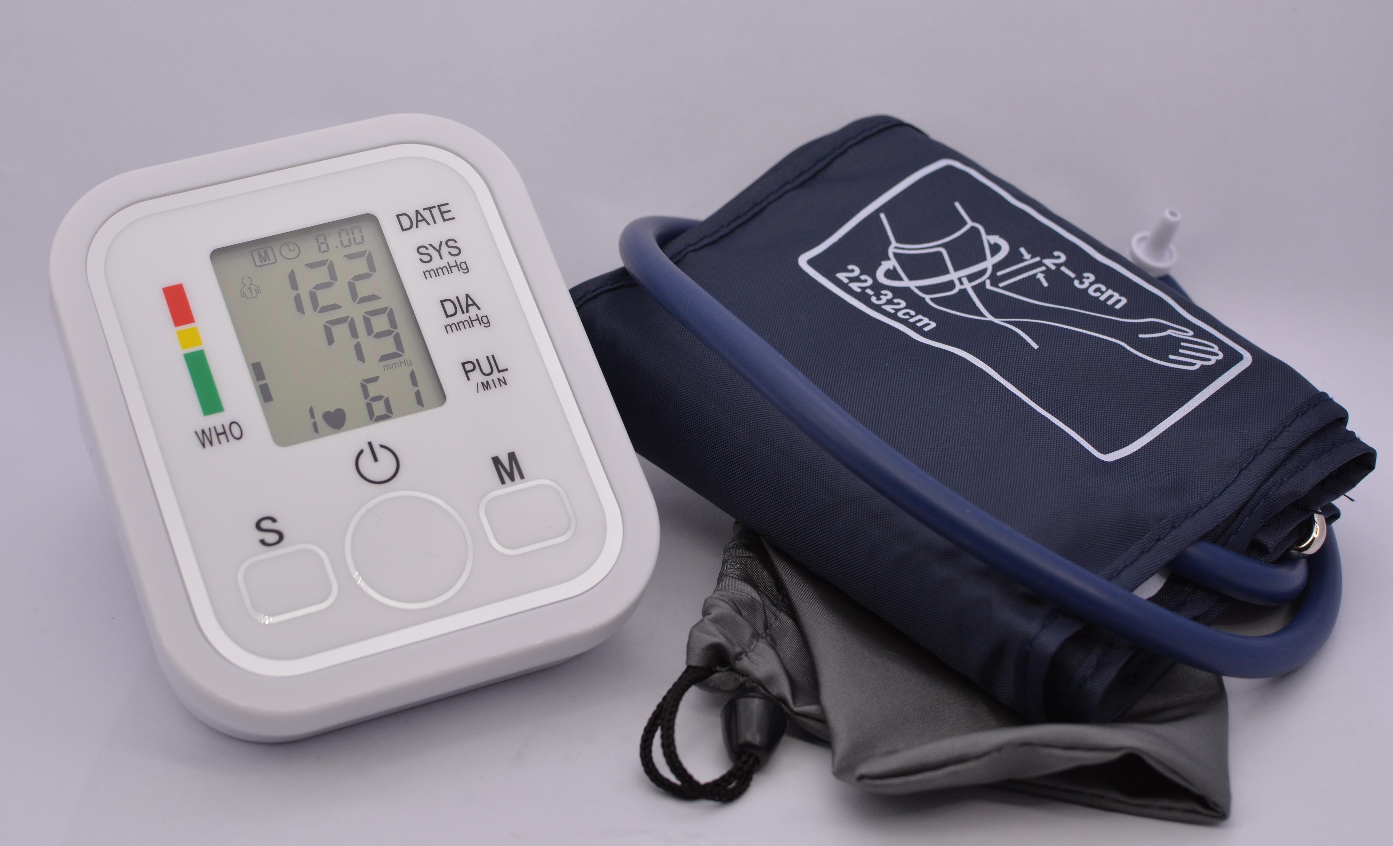 Tensiometru de brat Optimus AT RZ202 automat, oscilometric, manseta 22-32 cm, alimentare la priza / baterii 4xAAA, 2 utilizatori x 99 memorii, 40-280 mmHg, 40-199 bpm [6]