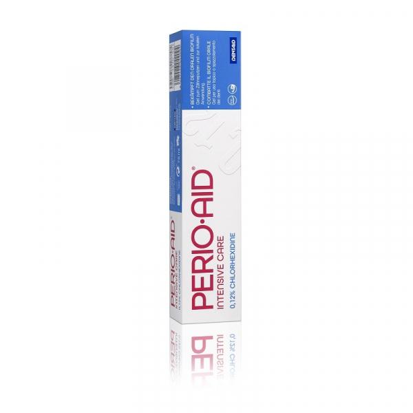Pasta de dinti Perio-Aid Intensive Care Gel 0.12% 75ml Dentaid [0]