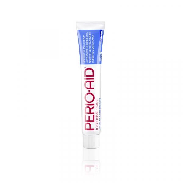Pasta de dinti Perio-Aid Intensive Care Gel 0.12% 75ml Dentaid [1]