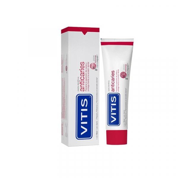 Pasta de dinti Vitis Anticaries 100ml Dentaid [0]