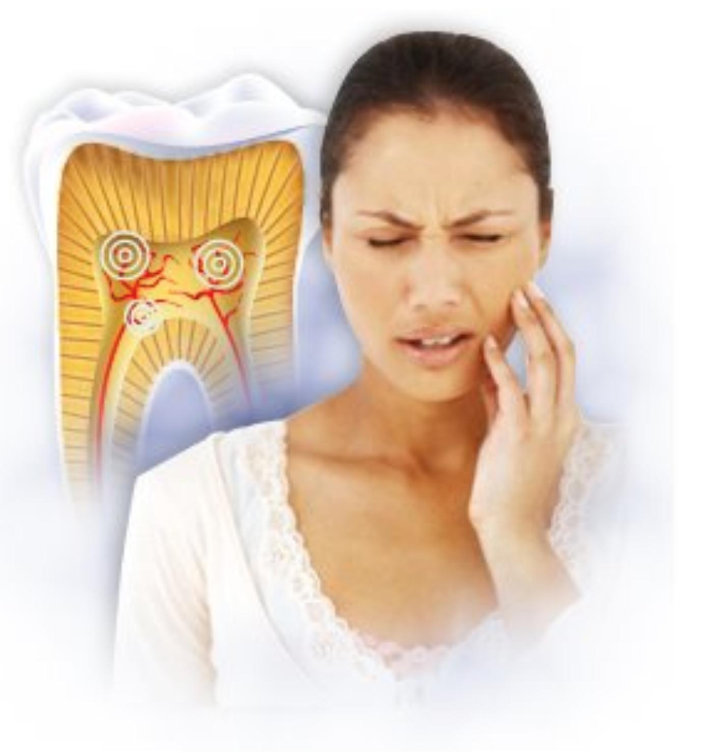 Sensibilitatea dentara la cald si rece