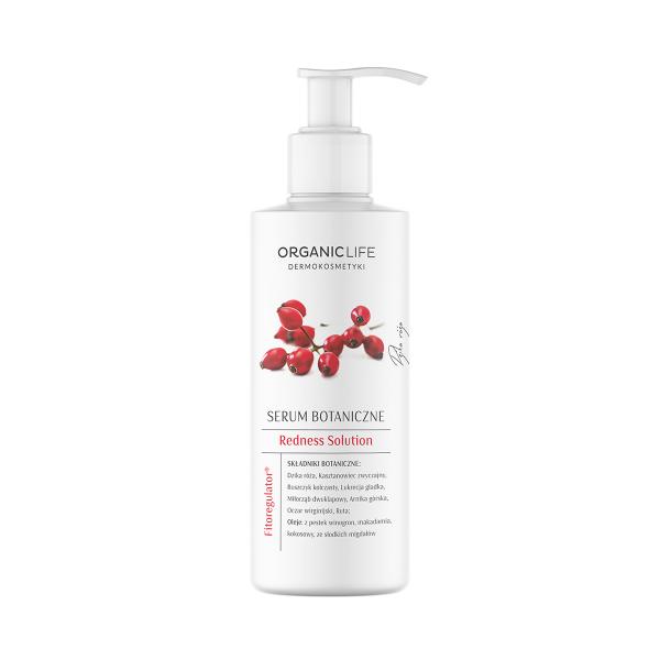 Ser botanic pentru pielea cu capilare dilatate Redness Solution [0]