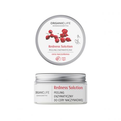 Peeling enzimatic pentru pielea cuperozica Redness Solution [0]