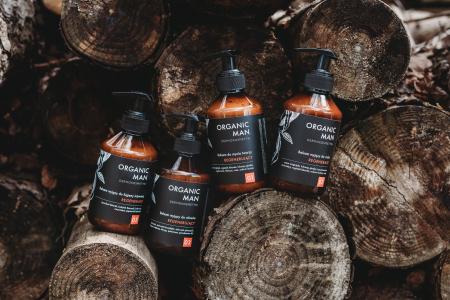 Balsam 2in1 pentru corp și păr Organic Man [1]
