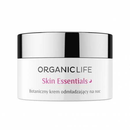 Crema botanica de noapte - Skin essentials [0]