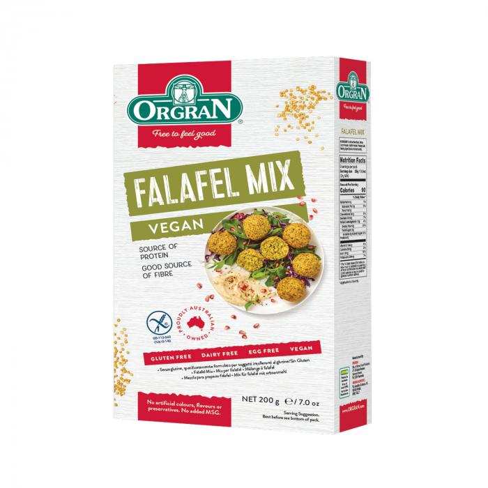 Orgran – Falafel Mix x 200g 0