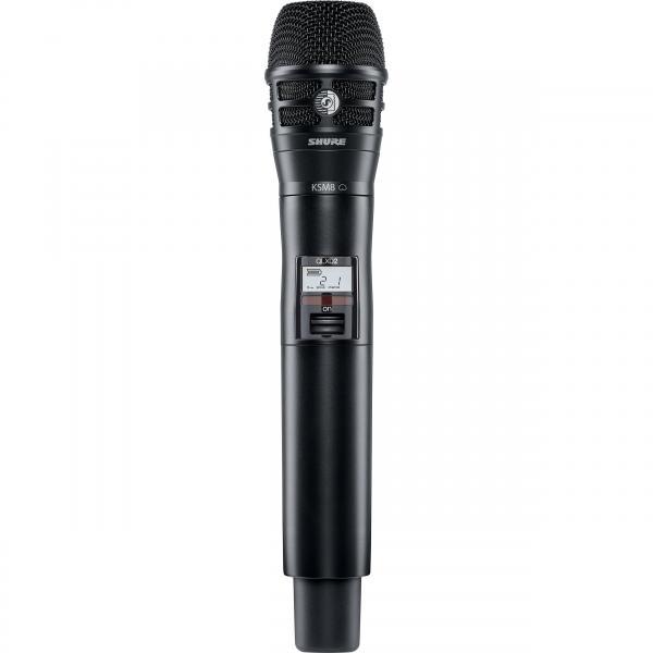 Microfon wireless Shure QLXD24/KSM9 0