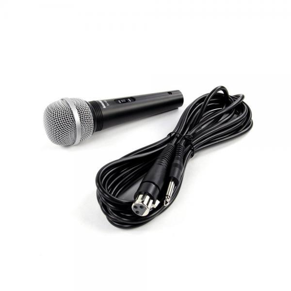 Microfon profesional cu fir Shure SV100-A, cardioid, utilizare multipla 3
