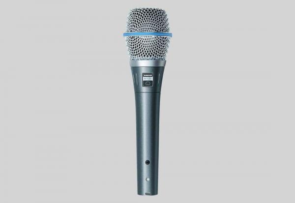 Microfon profesional Shure Beta 87C 2