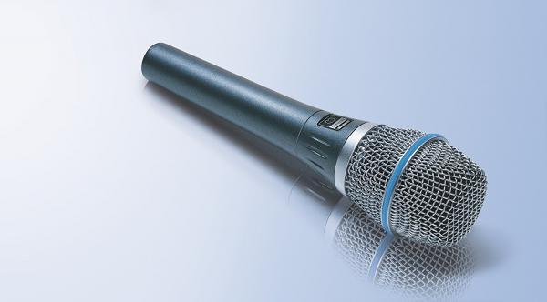 Microfon profesional Shure Beta 87C 4