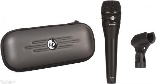 Microfon profesional Shure KSM8/B 3