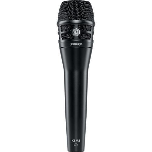 Microfon profesional Shure KSM8/B 0