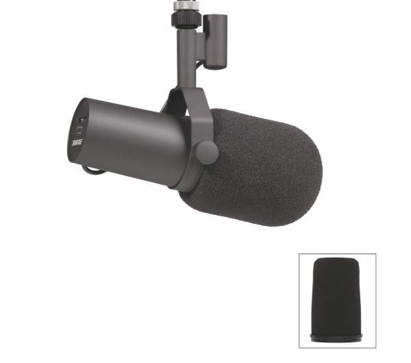 Microfon profesional Shure SM7B 3