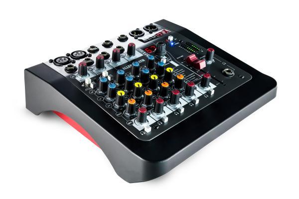 Mixer Analogic Allen & Heath ZED6 FX, 6 canale cu efect incorporat 0
