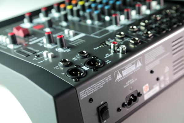 Mixer Analogic Allen & Heath ZEDi 10, 10 canale cu interfata USB 2