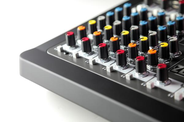 Mixer Analogic Allen & Heath ZEDi 10, 10 canale cu interfata USB 4