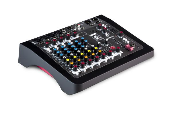 Mixer Analogic Allen & Heath ZEDi 10, 10 canale cu interfata USB 0