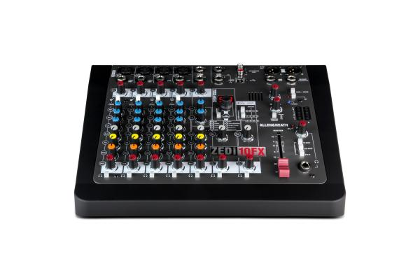 Mixer Analogic Allen & Heath ZEDi 10 FX, 10 canale cu interfata USB si efect incorporat 4