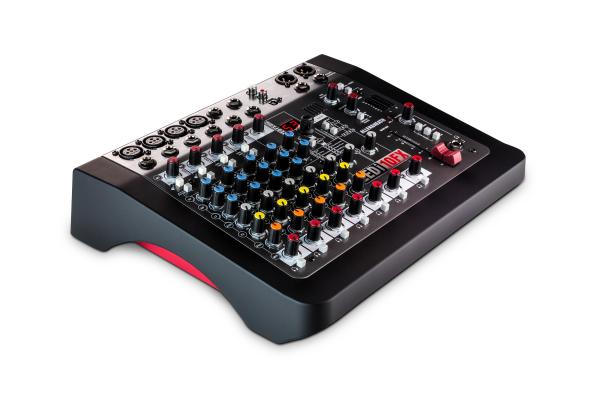 Mixer Analogic Allen & Heath ZEDi 10 FX, 10 canale cu interfata USB si efect incorporat 0
